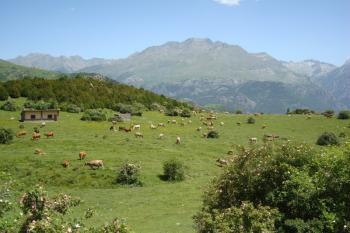 Ibon de Piedrafita, Tramacastilla,  Escarra, et la Cochata! Juin 2012