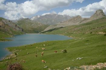 12 Lac d' Escarra