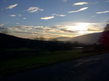 Jura en hiver : Pays de Gex, de Gex à la Suisse...