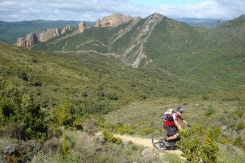 4 La vallée des Mallos d' Aguero