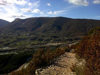46 Arguis et la sierra de Monrepos, ça, ce sera pour bientôt.